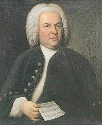 J.S. Bach - 1746 portrait by E.G.Haussmann