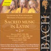 Bach: Sacred Music in Latin 2