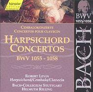 Bach: Harpsichord Concerti BWVs 1055-58 2
