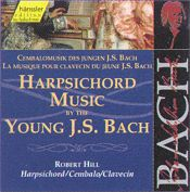 Bach: Early Harpsichord Music 1