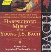 Bach: Early Harpsichord Music 2