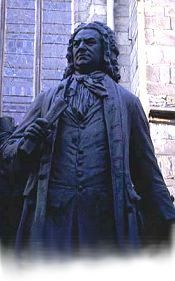 Statue of Bach