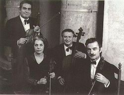The Quartetto Italiano