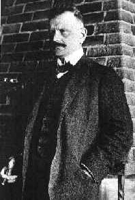 Sibelius in 1905