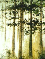 Illustration by Matthew Harvey, 1997