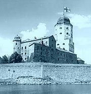 Viipuri Castle - Picture from Virtual Finland website